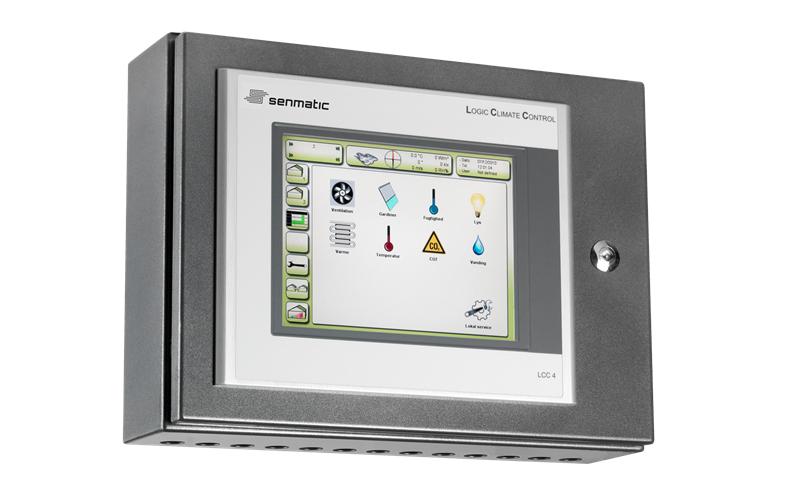 LCC4 Climate computer from Senmatic